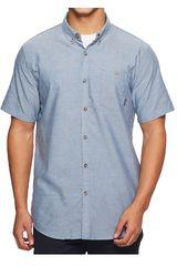 Billabong Azul de Hombre modelo all day oxford ss Camisas Casual