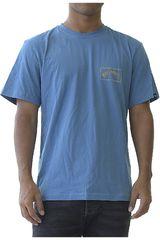 Billabong Azul de Hombre modelo overspray Polos Casual