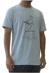 Dunkelvolk Celeste de Hombre modelo seagul Casual Polos