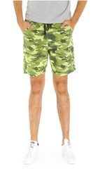 COTTONS JEANS Verde de Hombre modelo martin Shorts Casual