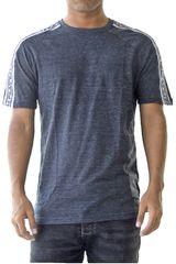 Fila Negro / blanco de Hombre modelo men t-shirt college Polos Deportivo