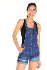 Overall de Mujer COTTONS JEANS Azul salma