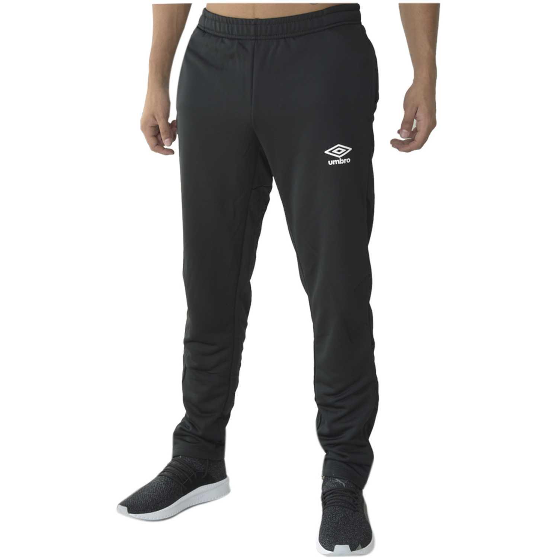 Pantalón de Hombre Umbro Negro fw tapered pant
