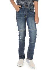 COTTONS JEANS Azul de Jovencito modelo jose Pantalones Casual