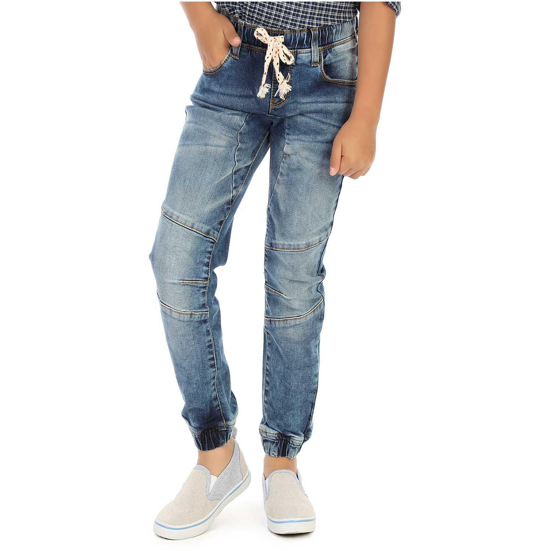 Pantalón de Niño COTTONS JEANS Azul fabricio