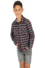 COTTONS JEANS Vino de Jovencito modelo rony Camisas