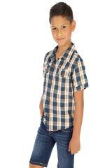 COTTONS JEANS Acero de Jovencito modelo jeremias Camisas