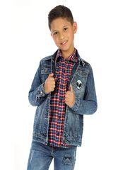 COTTONS JEANS Azul de Jovencito modelo joe Casual Casacas