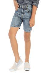 COTTONS JEANS Azul de Jovencito modelo alejo Shorts Casual