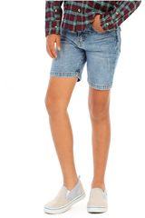 COTTONS JEANS Celeste de Jovencito modelo alejo Casual Shorts