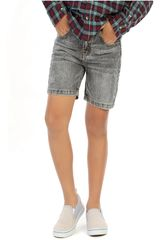 COTTONS JEANS Negro /gris de Jovencito modelo alejo Shorts Casual