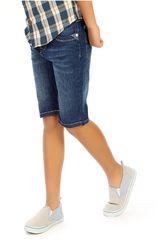 COTTONS JEANS Azul de Jovencito modelo ivan Casual Shorts