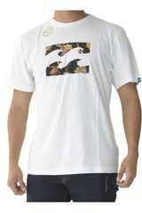 Polo de Hombre Billabong Blanco team wave - a