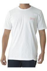 Dunkelvolk Blanco de Hombre modelo street Polos Casual