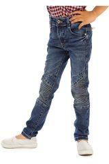 COTTONS JEANS Azul de Jovencita modelo renny Casual Pantalones