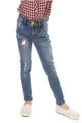 COTTONS JEANS Azul de Jovencita modelo carolina Pantalones Casual