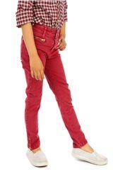 COTTONS JEANS Guinda de Jovencita modelo yoice Pantalones Casual