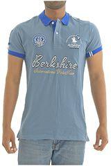 BERKSHIRE POLO CLUB Gris de Hombre modelo polo-159-1534124 Casual Polos