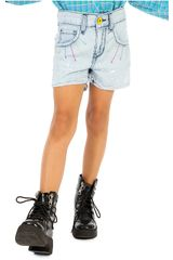 COTTONS JEANS Celeste de Jovencita modelo amelia Casual Shorts