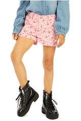 COTTONS JEANS Rosado de Jovencita modelo hilda Shorts Casual