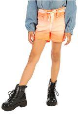 COTTONS JEANS Melón de Jovencita modelo catalina Casual Shorts