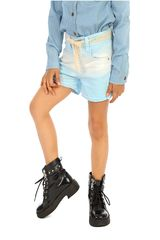 COTTONS JEANS Celeste de Jovencita modelo catalina Shorts Casual
