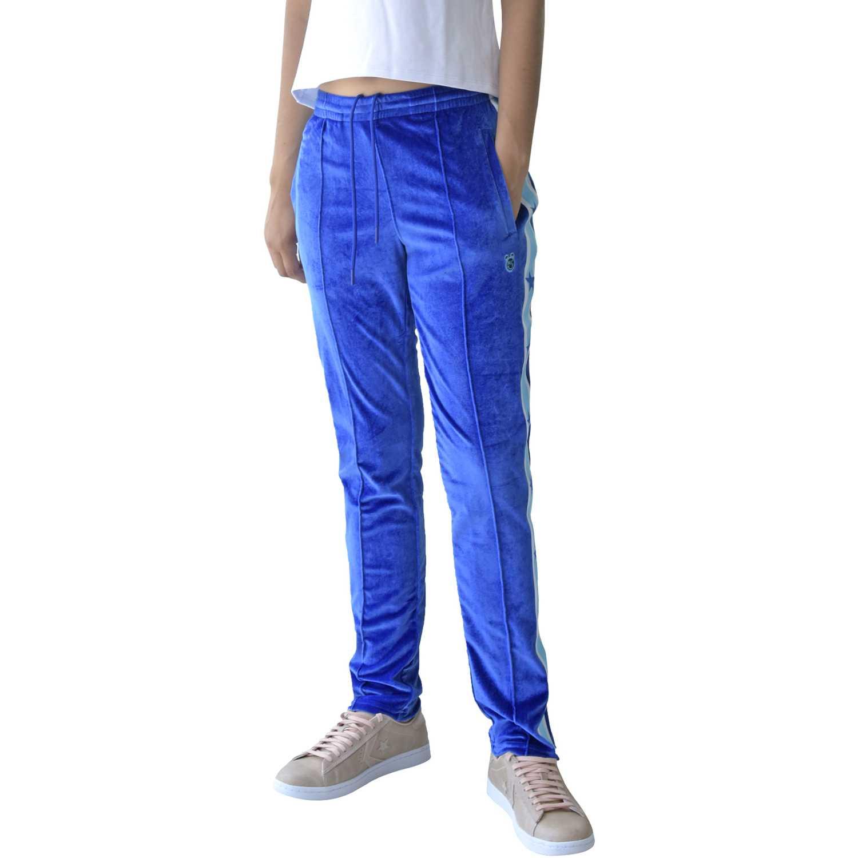 Pantalón de Mujer Converse Azul miley cyrus track pant