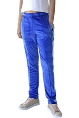 Converse Azul de Mujer modelo MILEY CYRUS TRACK PANT Pantalones Deportivo