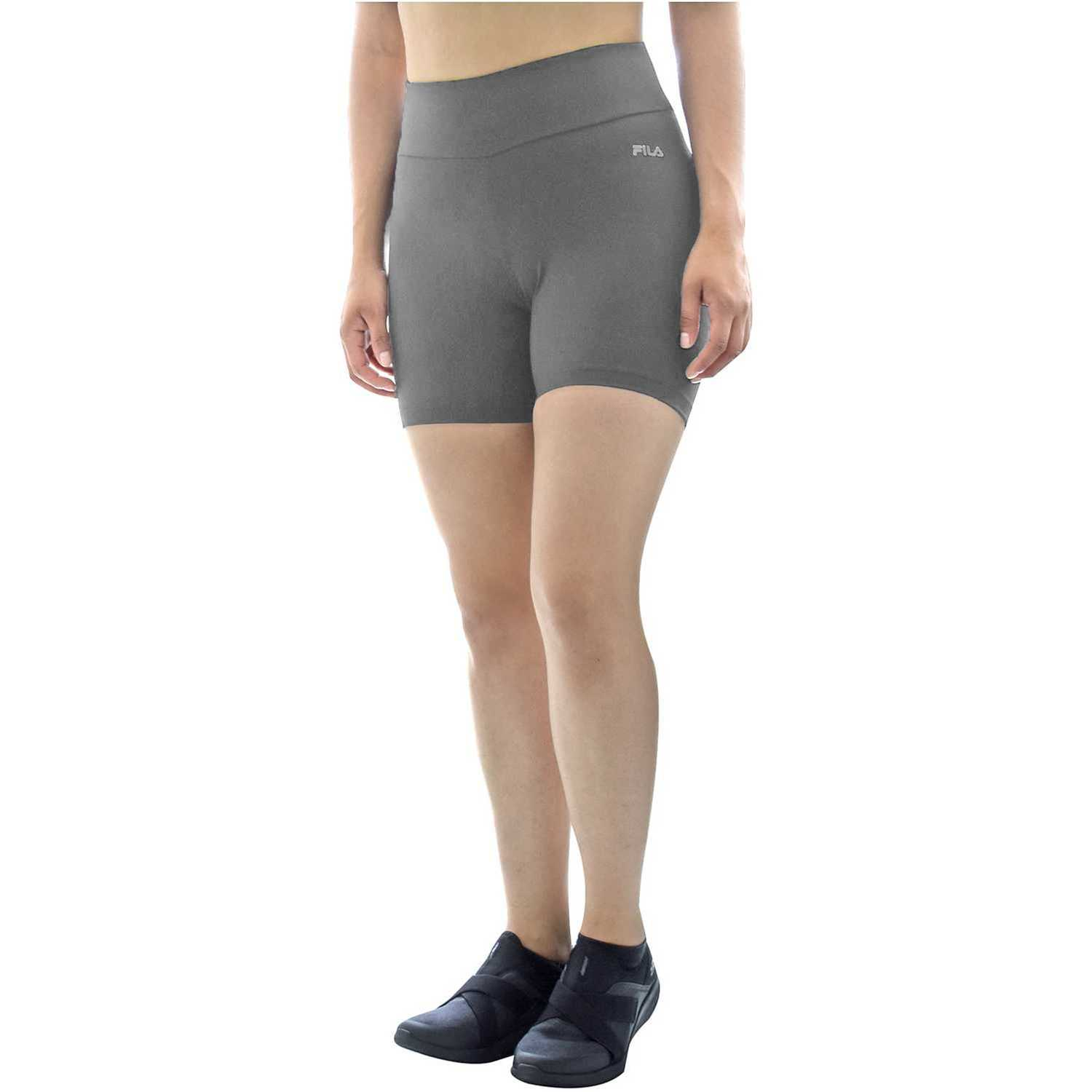 Short de Mujer Fila Gris women long shorts life