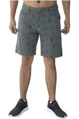 Dunkelvolk Gris de Hombre modelo caribe Shorts Casual