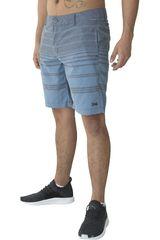 Dunkelvolk Azul de Hombre modelo rashford Casual Shorts