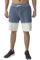 Dunkelvolk Azul de Hombre modelo infinity Casual Shorts