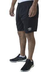 Short de Hombre Umbro Negro club short