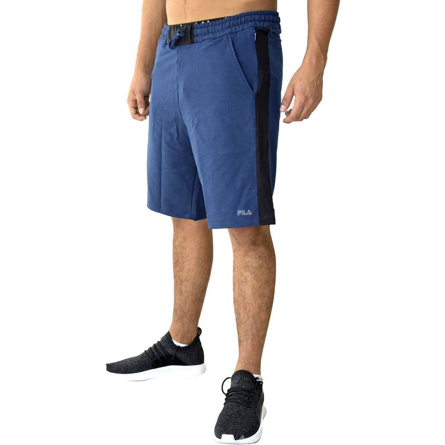Short de Hombre Fila Azulino men long shorts slacken