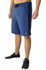 Fila Azulino de Hombre modelo men long shorts slacken Deportivo Shorts