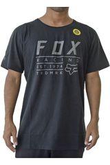 Fox Negro /gris de Hombre modelo trdmrk ss  premiium Deportivo Polos