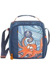 Xtrem Azul / naranja de Jovencito modelo lunch bag under the sea lunch 844 Loncheras