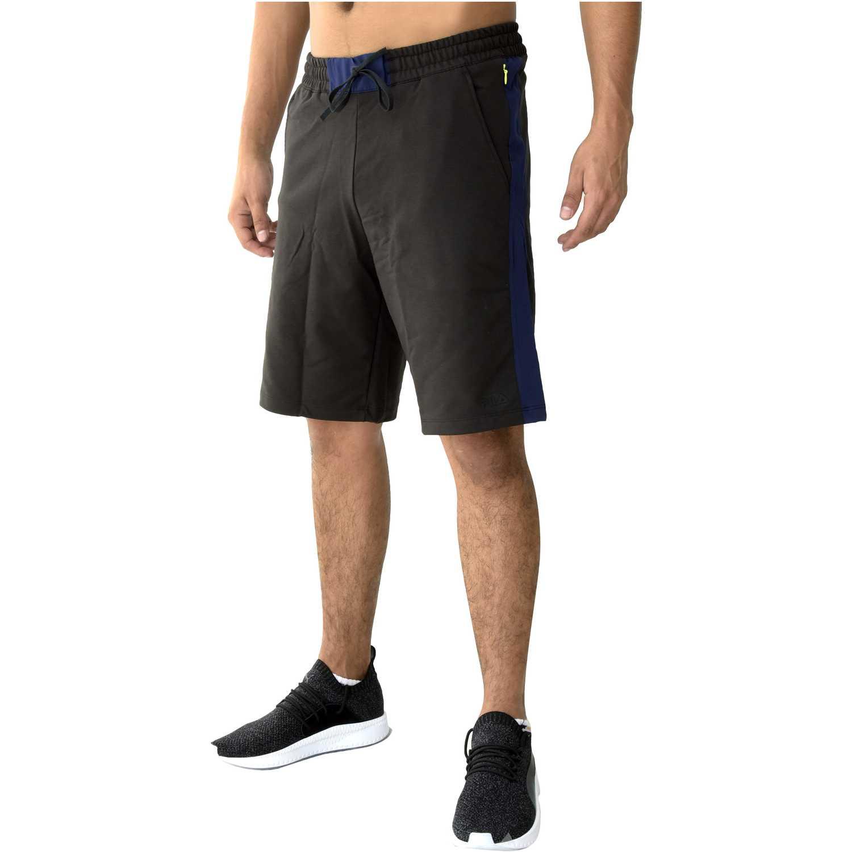 Short Deportivo de Hombre Fila Negro men long shorts slacken