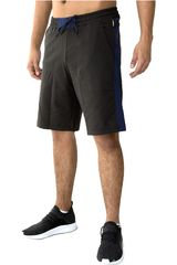 Fila Negro de Hombre modelo men long shorts slacken Deportivo Shorts