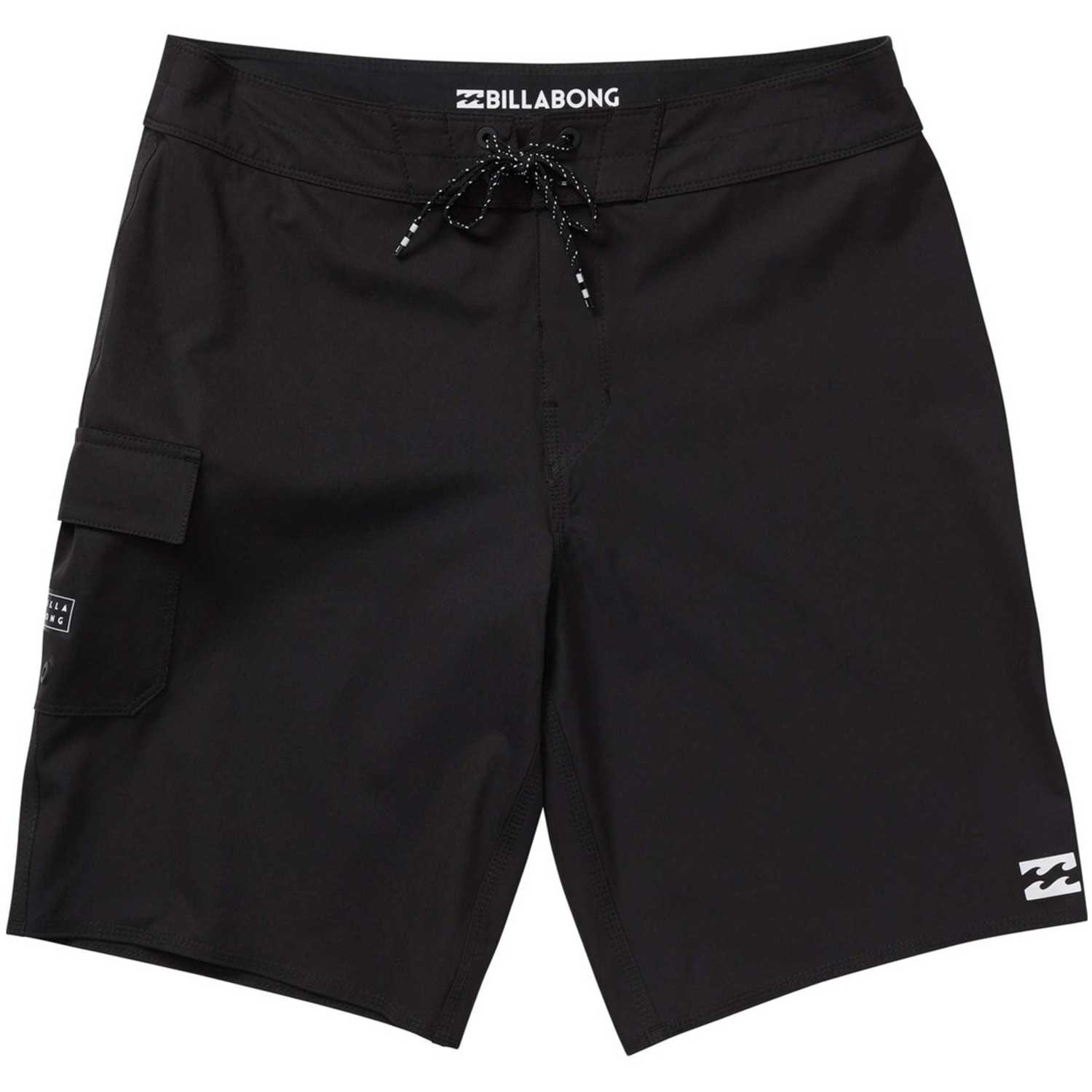 Short de Hombre Billabong Negro all day x