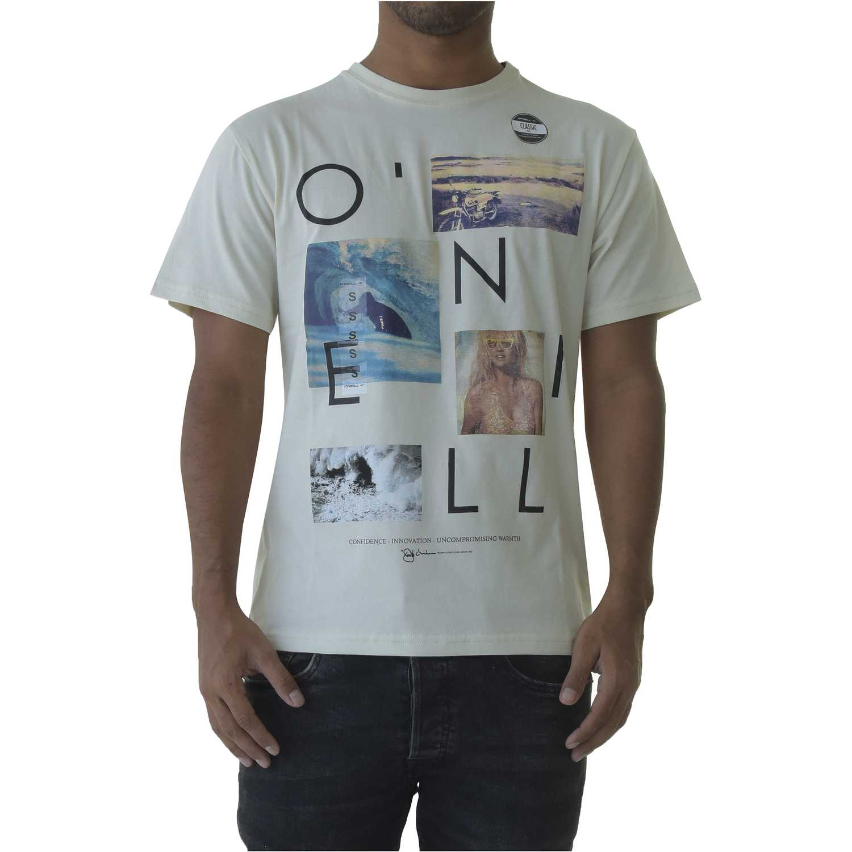 Polo de Hombre ONEILL Beige lm neos t-shirt