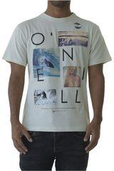 ONEILL Beige de Hombre modelo lm neos t-shirt Casual Polos
