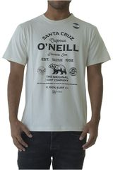 ONEILL Beige de Hombre modelo lm muir t-shirt Polos Casual