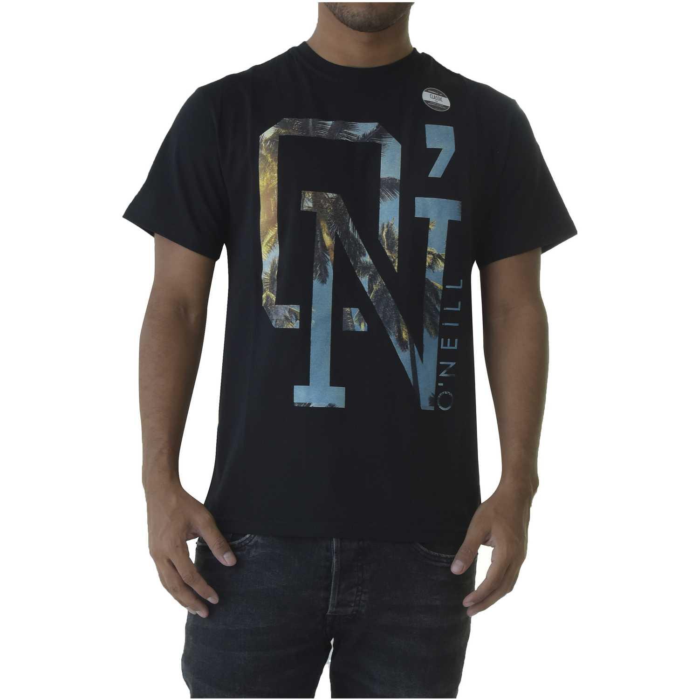 Polo de Hombre ONEILL Negro lm o'n photo t-shirt
