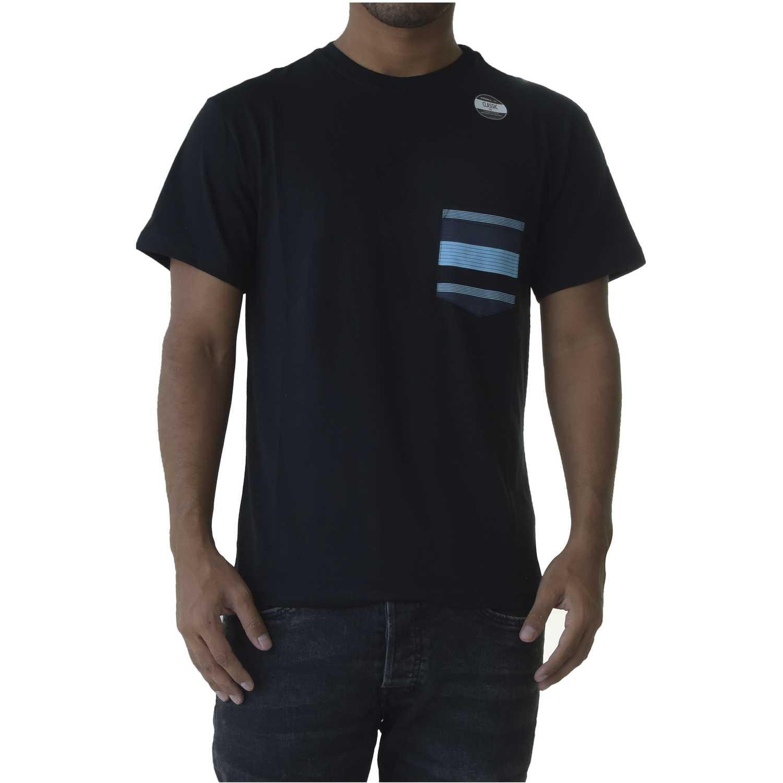 Polo de Hombre ONEILL Negro lm pocket filler t-shirt