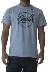 ONEILL Gris de Hombre modelo pm re-issue hybrid t-shirt Casual Polos