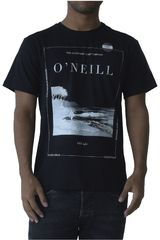 Polo de Hombre ONEILL Negro lm frame t-shirt