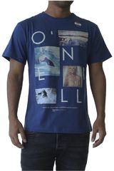 ONEILL Azul de Hombre modelo lm neos t-shirt Polos Casual