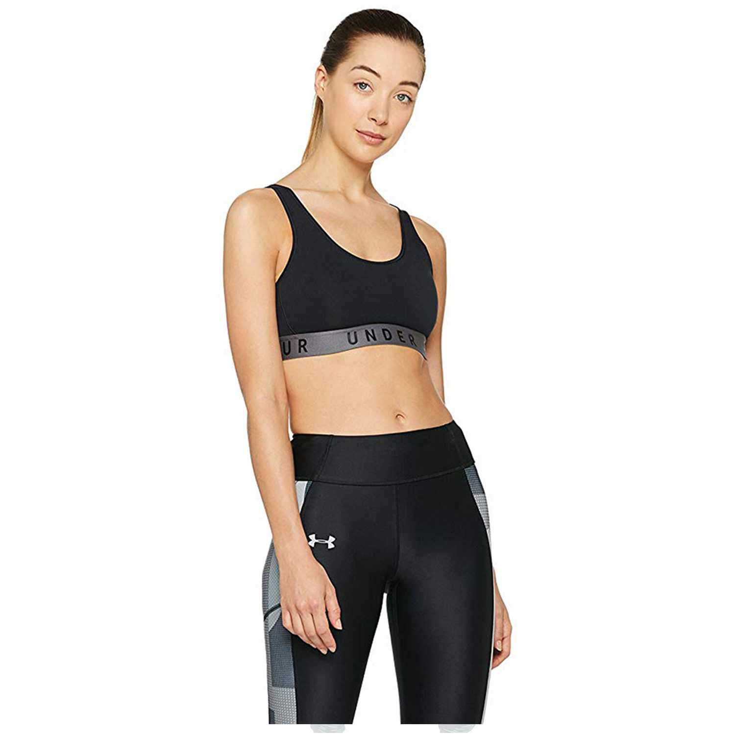 Top de Mujer Under Armour Negro favorite cotton everyday bra