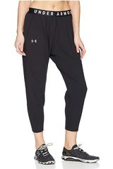 Under Armour Negro de Mujer modelo favorite tapered slouch-blk Deportivo Pantalones